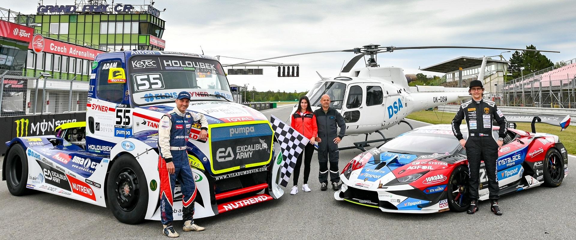 Mičánek Motorsport spojil síly s Buggyrou
