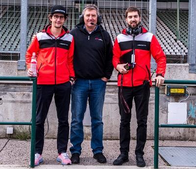 Racing coaching