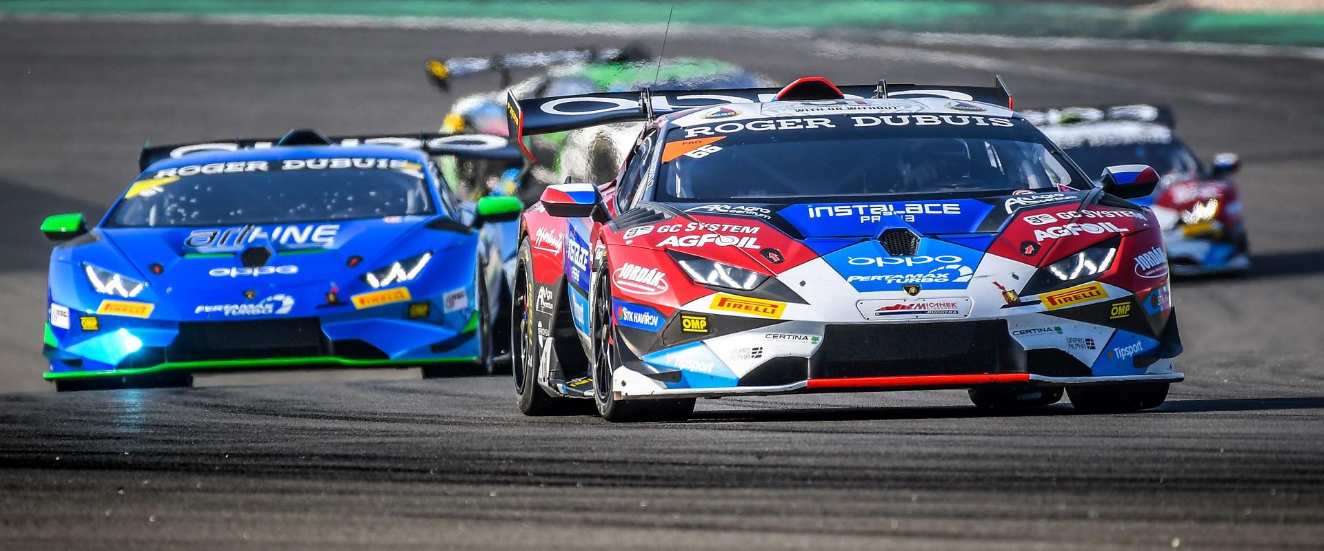 """""""Nürburgring je další legendární tratí v letošním kalendáři"""""""