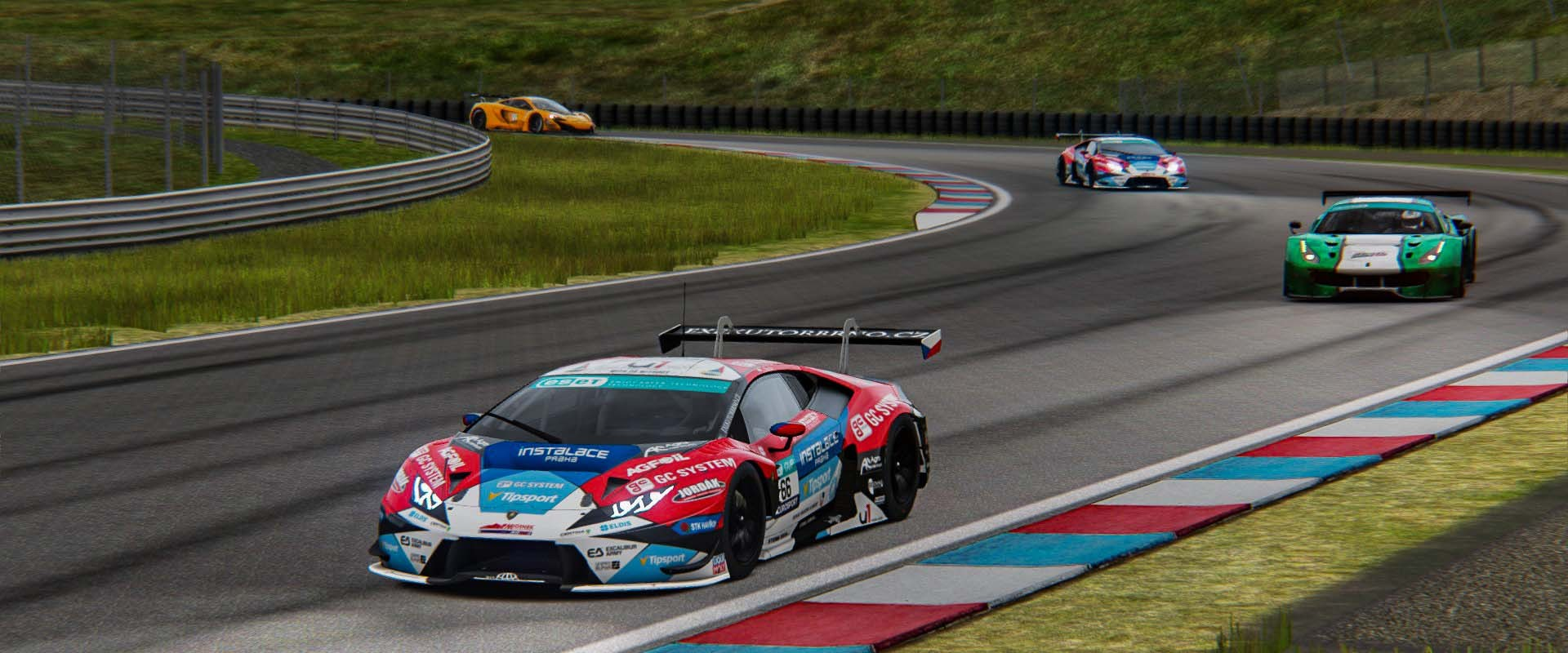 Mičánek Motorsport ovládl ESET iSERIES, Záruba šampiónem