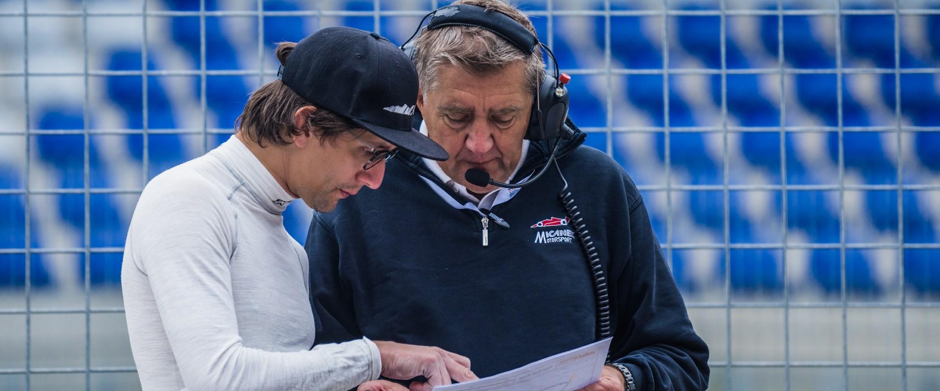 Závodní licence? V Brně s Mičánek Motorsport
