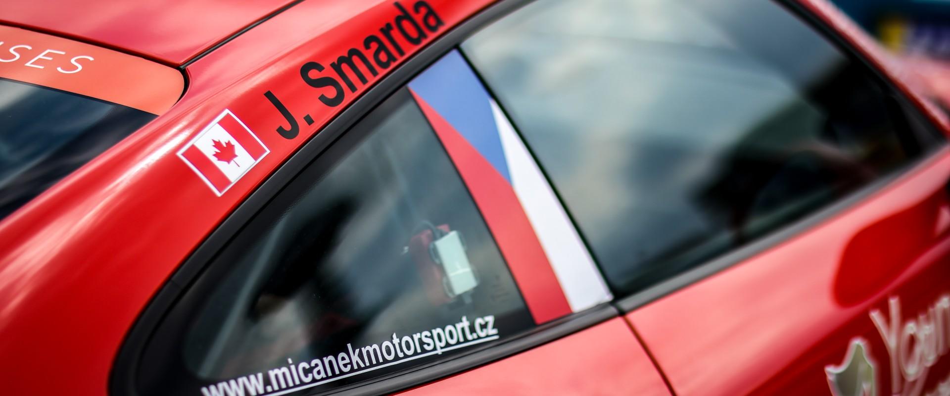 Nejbláznivější víkend za deset let, hodnotí Šmarda start Porsche Sports Cup