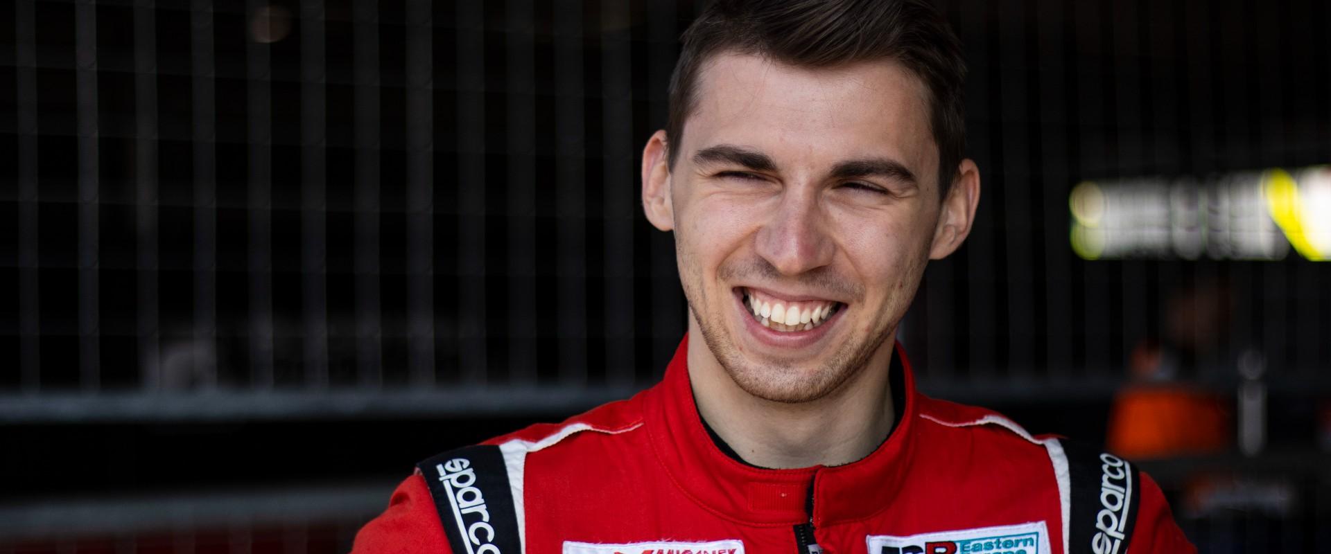 Mistr TCR Eastern Europe Michal Makeš: Na začátku sezony nás ani nenapadlo o titulu přemýšlet